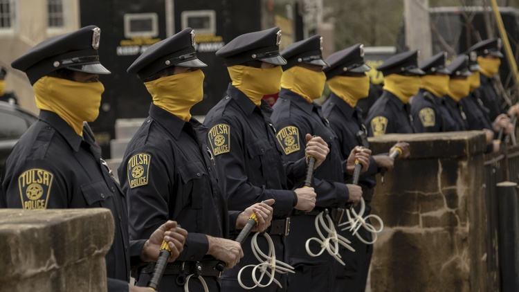 """Emmy Award-winning screenwriter Damon Lindelof (of """"Lost"""" fame) created HBO's """"   Watchmen   ,"""" which puts a modern spin on the 1987 graphic novel."""