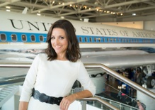 'Veep' star Julia Louis Dreyfus on political comedy