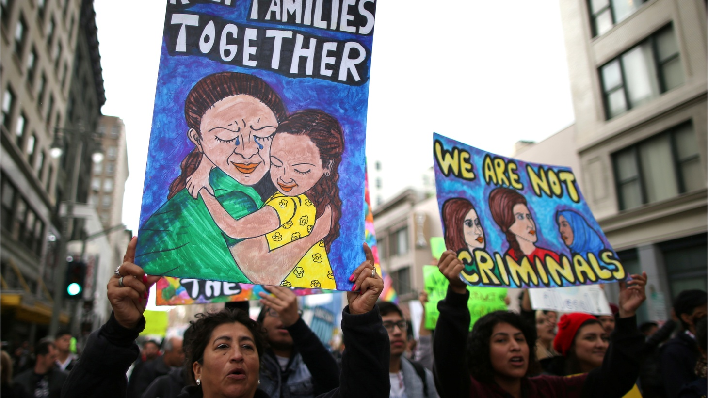 What's the real relationship between immigration and crime? | KCRW