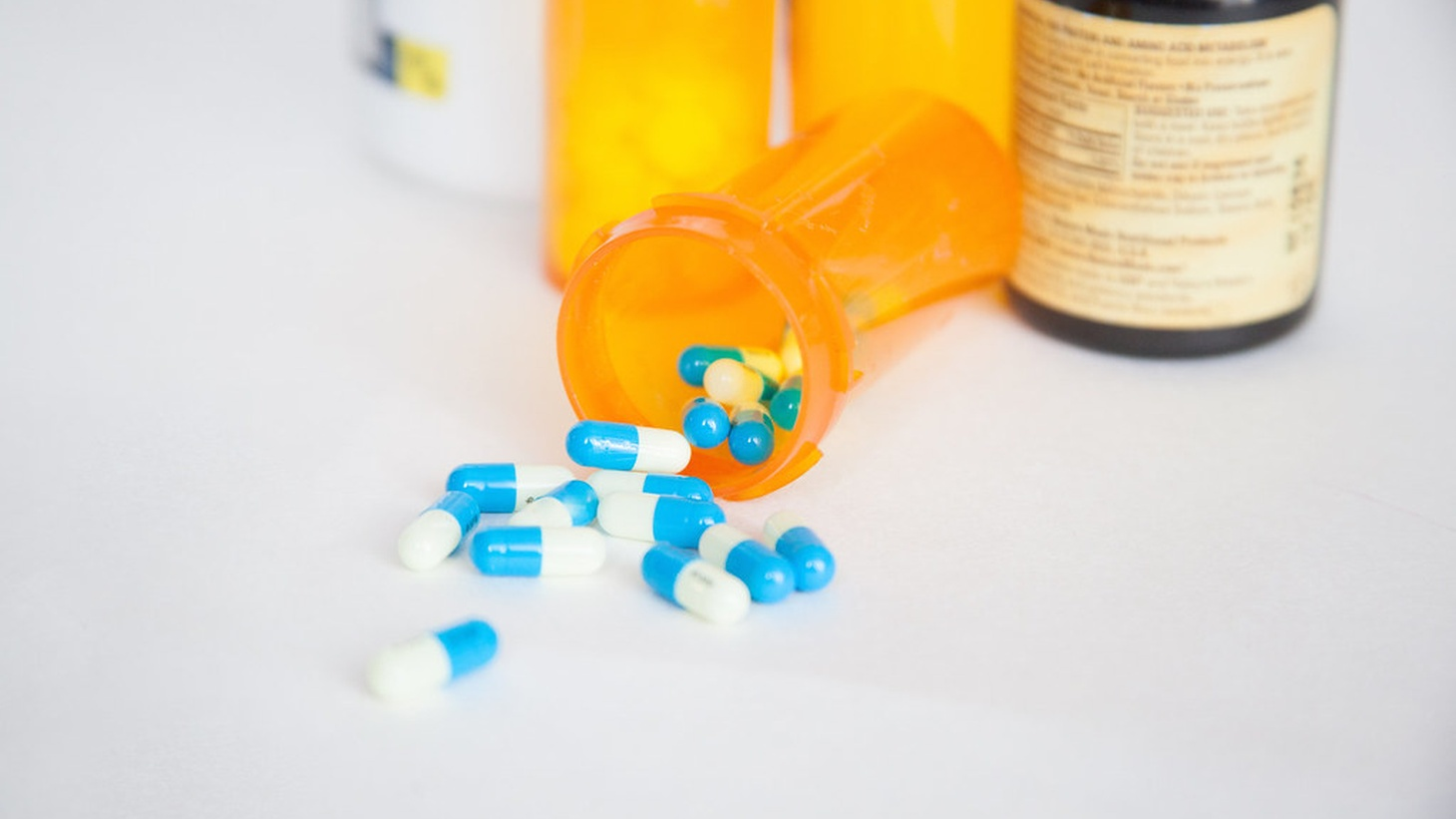 """""""Prescription Drugs - Prescription Bottle - Pills"""""""