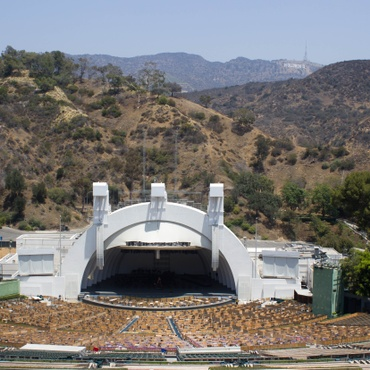 The LA Phil won't hold live performances until at least June 2021. But you can now virtually watch them play at the Hollywood Bowl. The new series is called SOUND/STAGE.