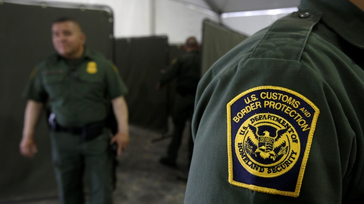 Border Patrol stopped processing migrants temporarily at the agency's largest detention center in McAllen, Tex. due to a flu outbreak.