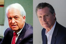 Who won the California governor's debate?