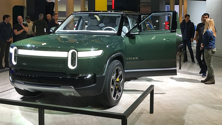 One of the stars of this year's LA Auto Show is Jeep's all-new pickup truck, the Gladiator. Truck and SUV sales have been doing well, accounting for two-thirds of the U.S.