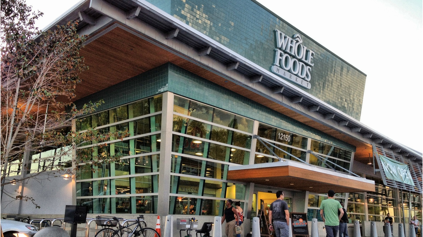 Amazon plans to spend $13.7 billion to buy Whole Foods Market, which has more than 450 locations. Shareholders of Whole Foods Markets still have to approve the deal. But it's a big moment for Amazon, which has struggled to find its niche in the $800 billion grocery business.