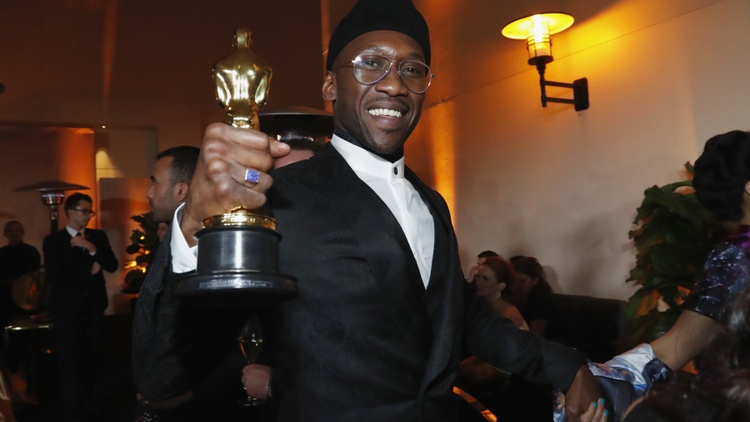 """""""Green Book"""" won Best Picture at the Oscars on Sunday."""