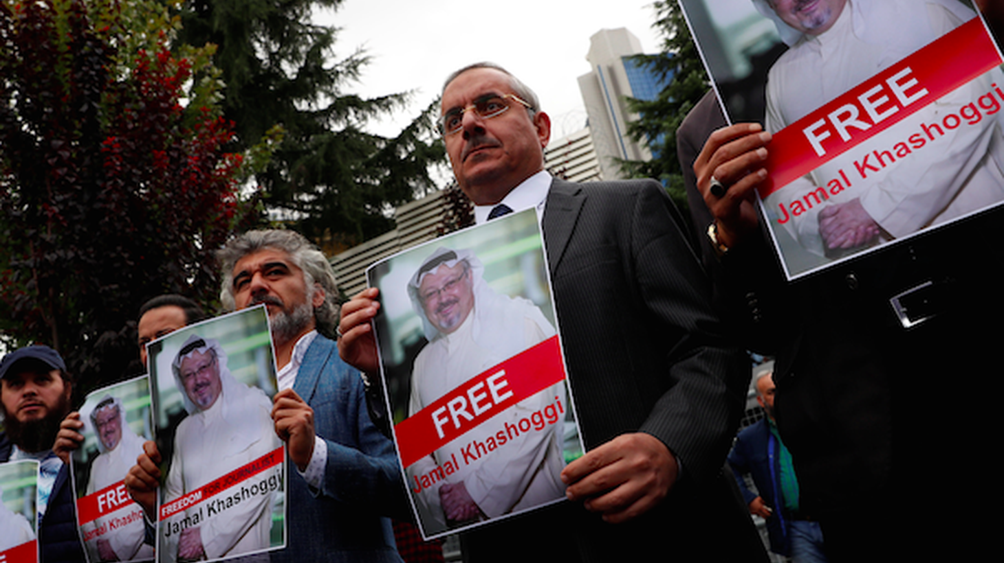 Reports of Jamal Khashoggi's torture inside the Saudi consulate in Istanbul are disturbing, but the Trump administration is still siding with the Saudis. We talk about how Saudi Arabia became so important to the U.S.