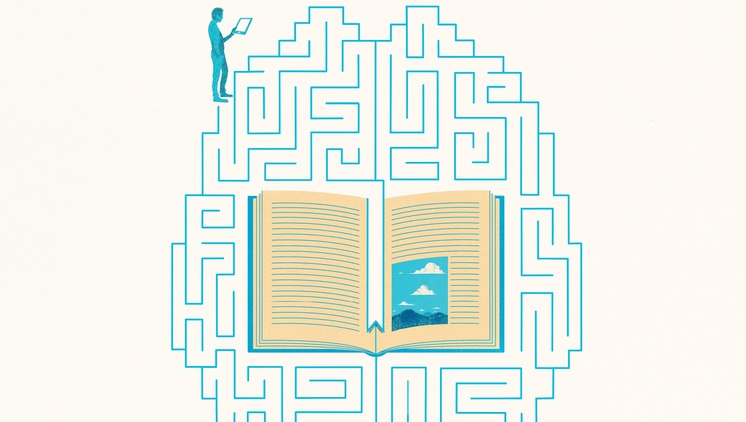 Reading literature not only stirs up empathy, it changes our brains.