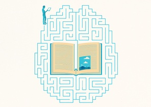 Why reading on a page is different from reading on a screen