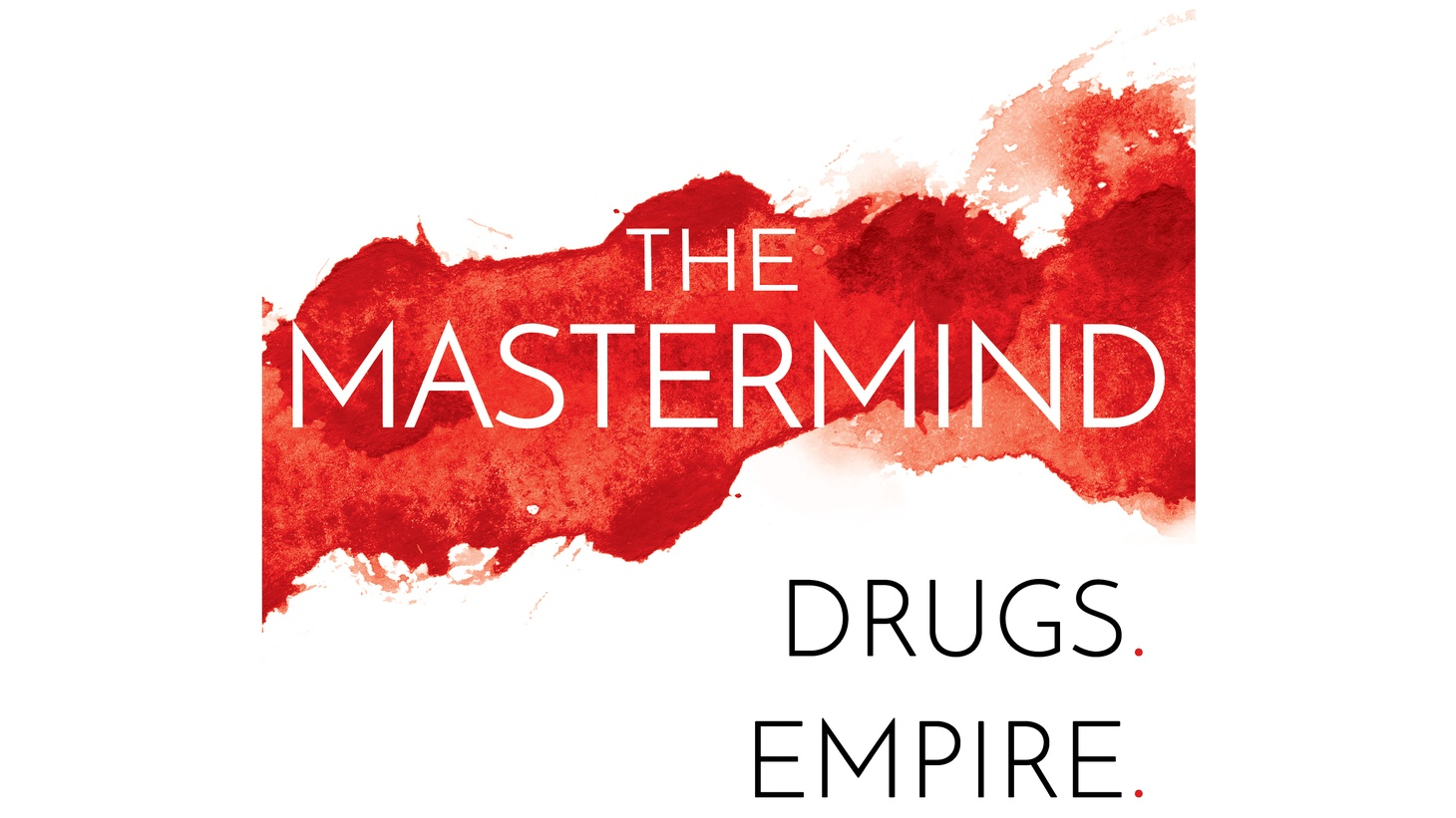 """The cover of """"The Mastermind."""""""