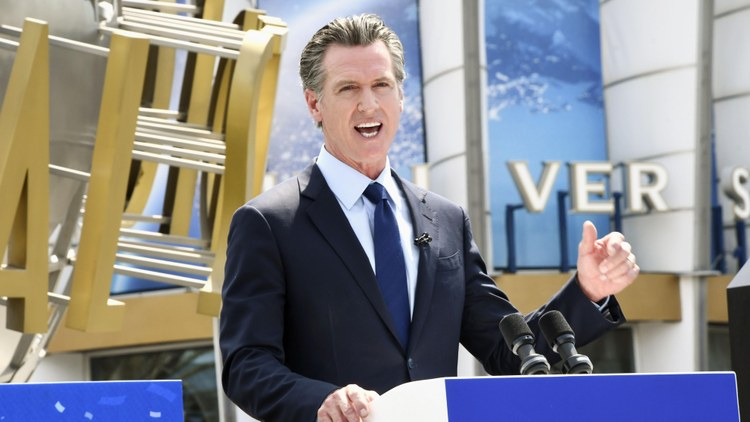 There's a new twist in the recall of Governor Gavin Newsom. On Monday, he filed a lawsuit against California Secretary of State Shirley Weber, who he appointed to replace Alex Padilla.