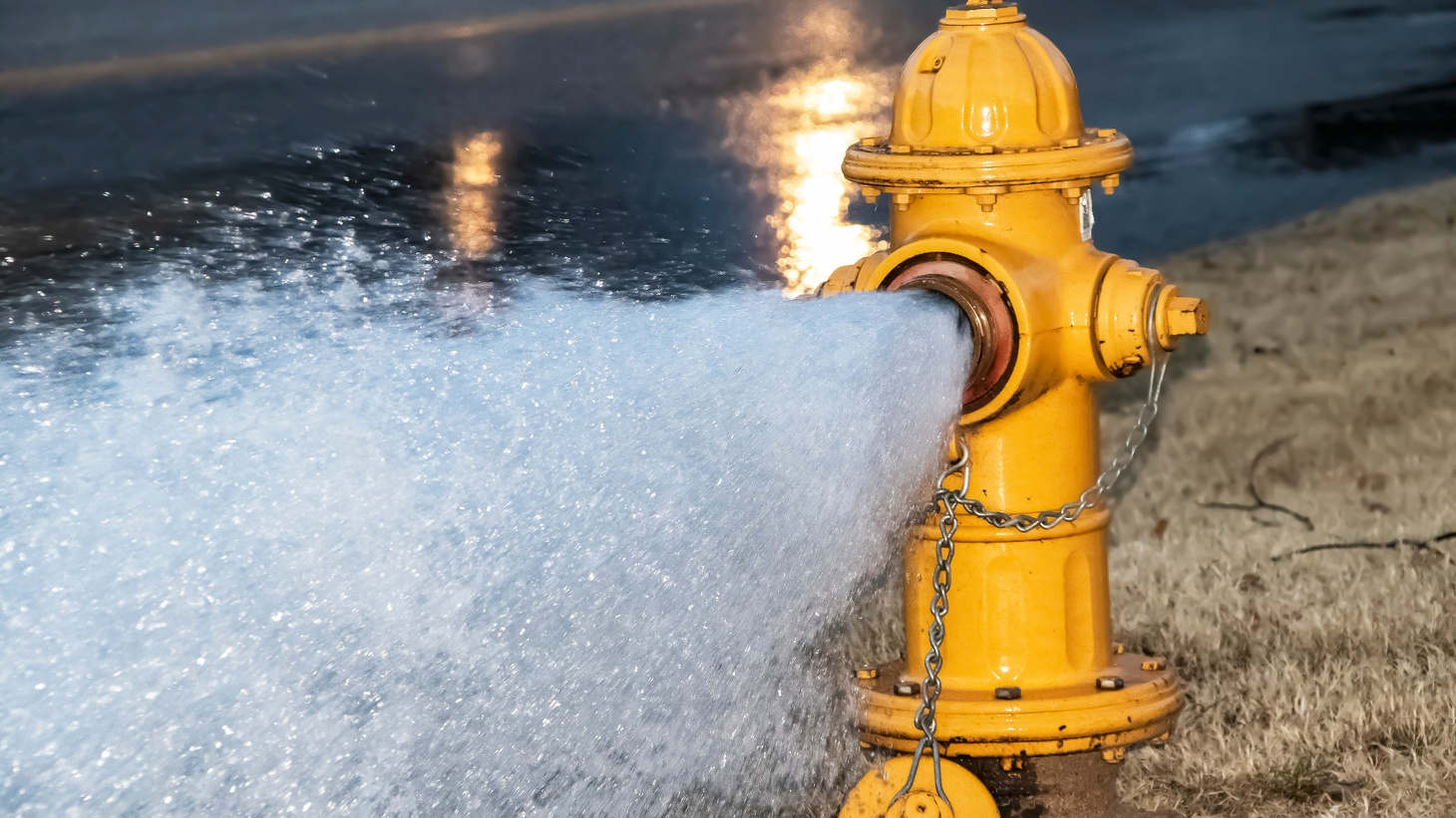 Thieves are resorting to stealing water from fire hydrants, lakes, and rivers.