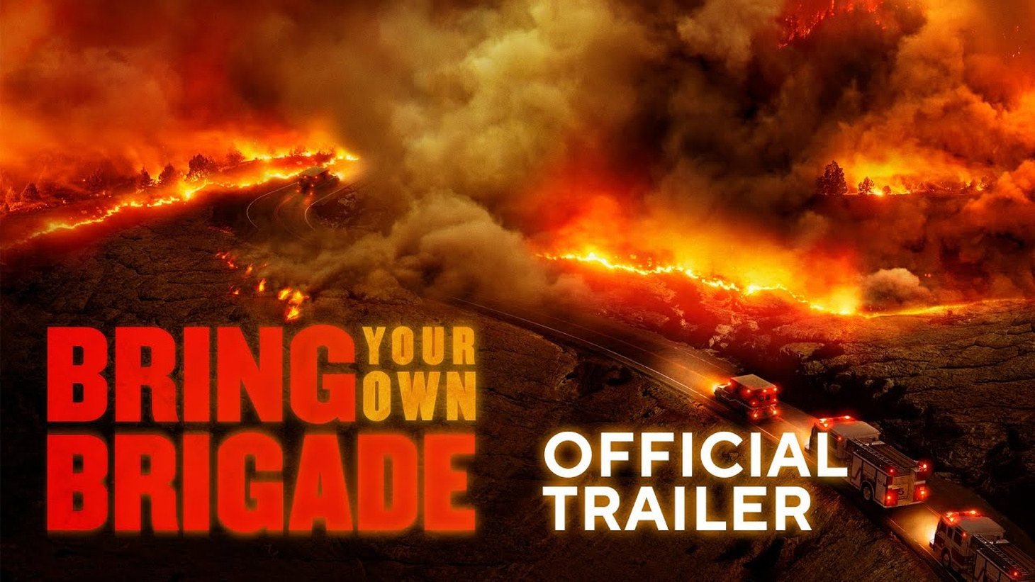 """""""Bring Your Own Brigade"""" looks at the Woolsey Fire in Malibu and the Camp Fire in Paradise three years ago."""