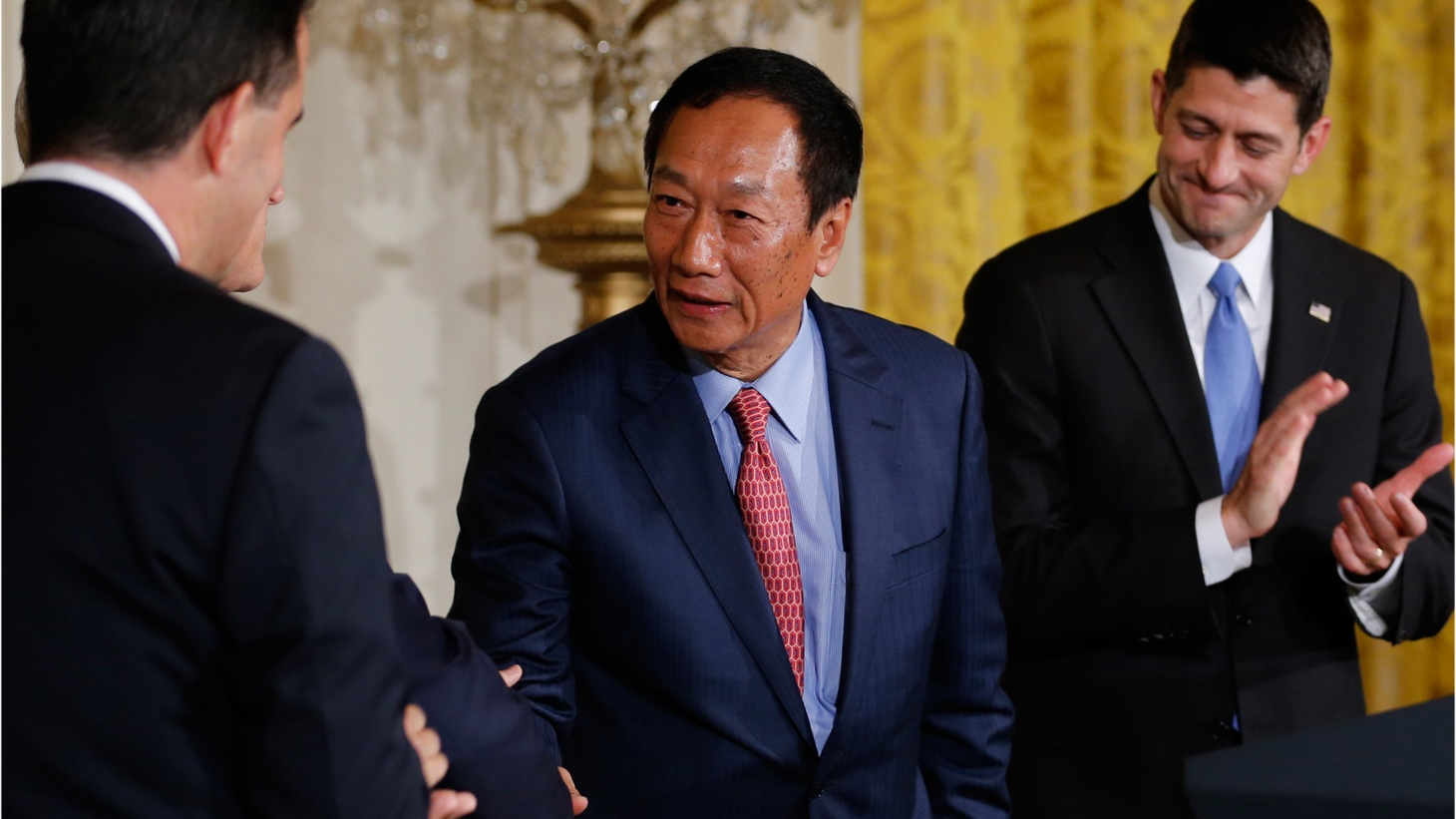 Foxconn, the Taiwanese company that makes iPhones, is planning to build a $10 billion factory in Wisconsin. But the company has a habit of not following through with big announcements.