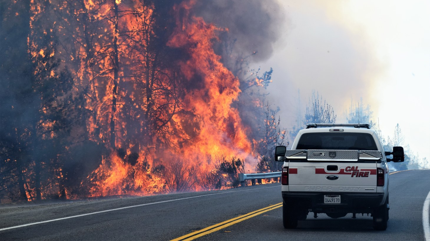 The Carr Fire is a 2018 California wildfire that burned in Shasta and Trinity counties.
