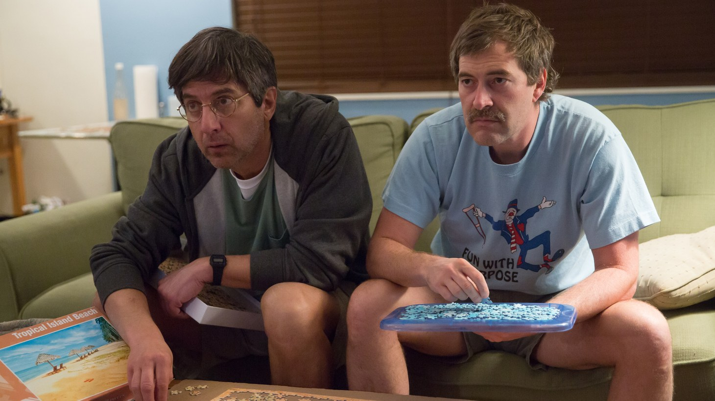 """A scene from """"Paddleton."""""""