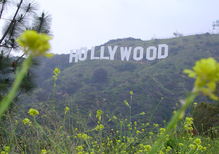 Would you take a tram to the Hollywood sign?