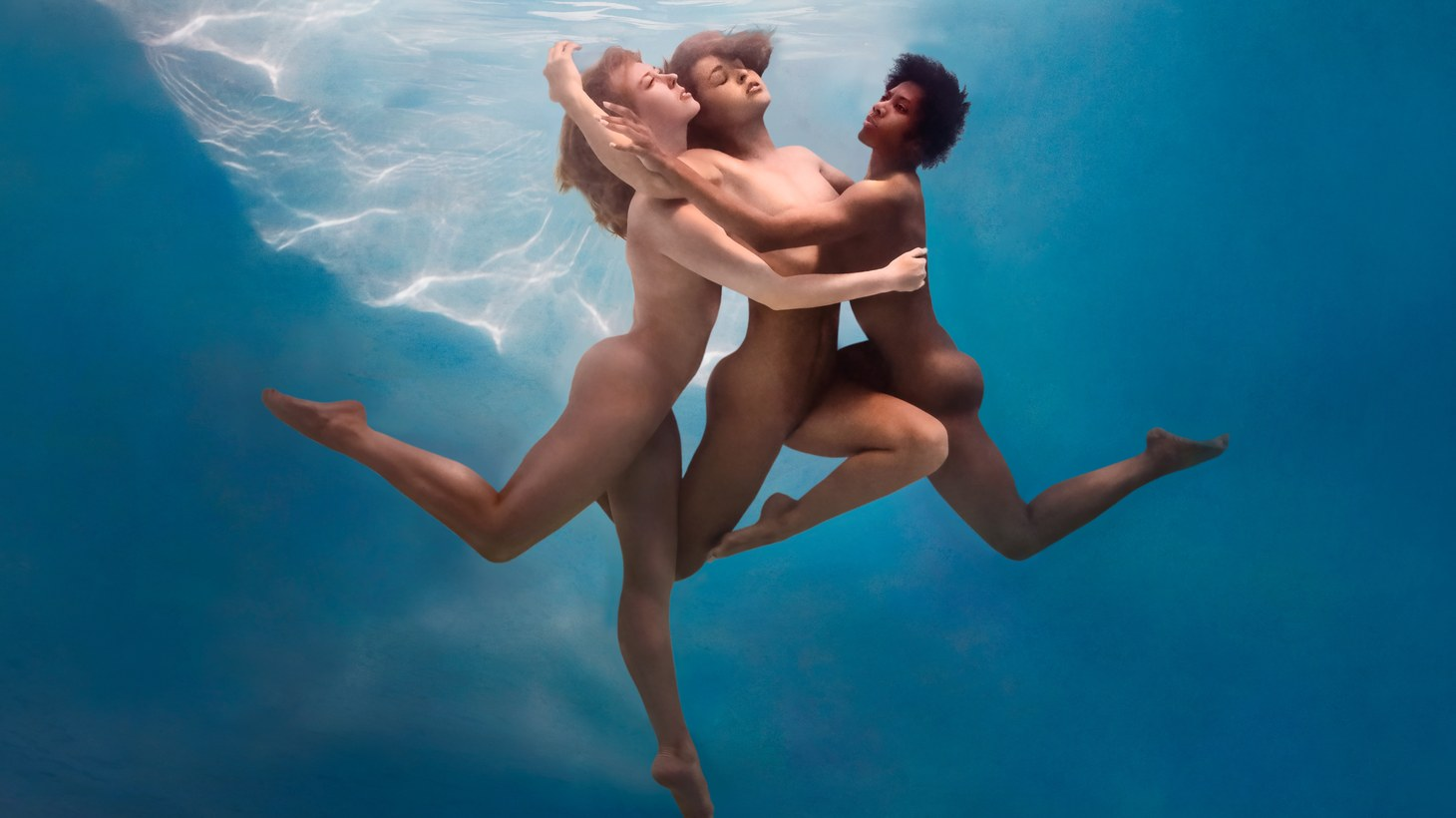 The cover of the current issue of Playboy Magazine was shot by a gay photographer, Ed Freeman. Executive editor Shane Michael Singh told the New York Times that the water symbolizes gender and sexual fluidity. The women pictured are all activists.