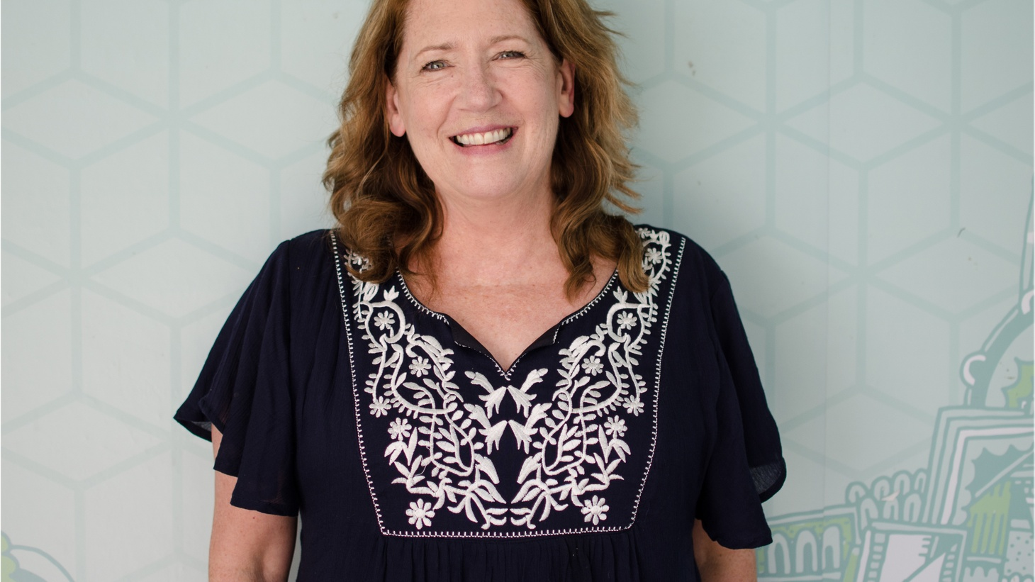 "Ann Dowd earned two Emmy nominations this year. In ""The Handmaid's Tale,"" she plays Aunt Lydia, a religious zealot who indoctrinates the handmaids. In ""The Leftovers,"" she plays Patti Levin, a cult leader who wants the world to live in perpetual mourning."
