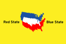 Introducing Red State, Blue State