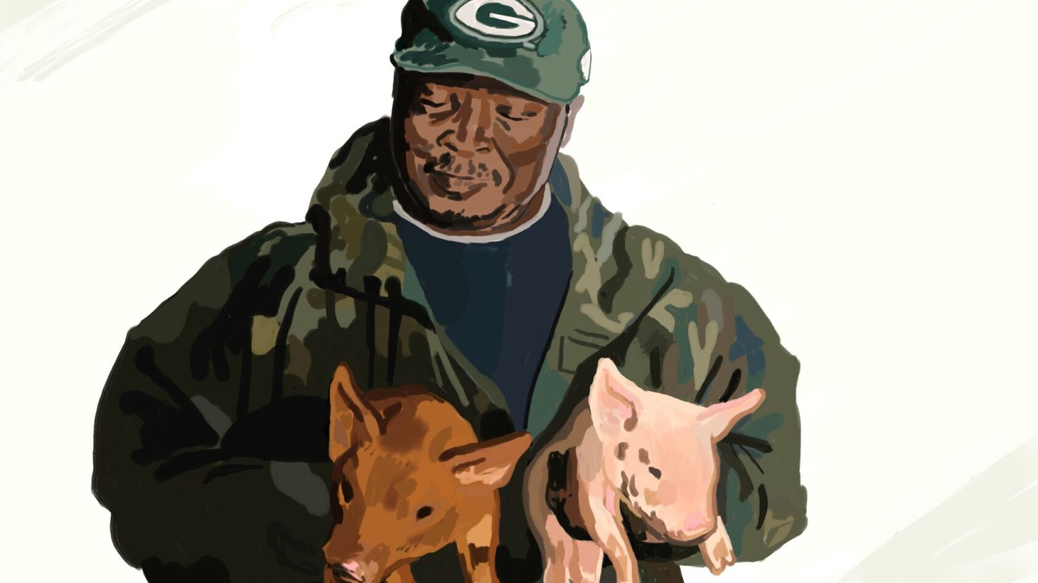 Reporter John Biewen of Scene on Radiotells the story of one black farm couple who say the USDA treated them unfairly because of their race. (REPEAT)
