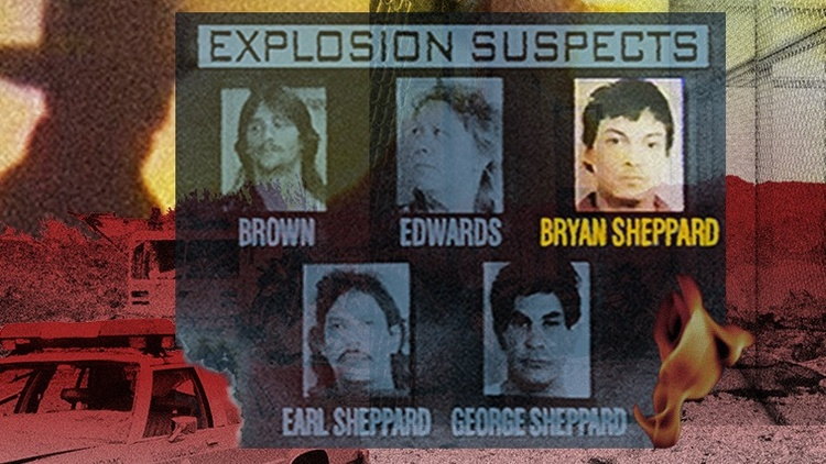 In 1988, two powerful explosions shook Kansas City, Missouri, killing six firefighters.