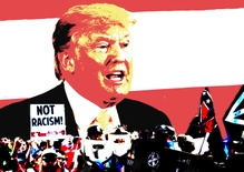 Hate on the march: White nationalism in the Trump era