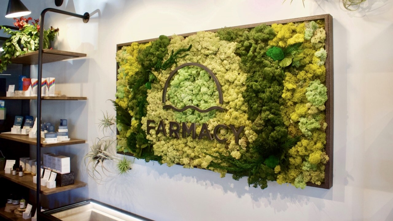 Farmacy, Santa Barbara's first recreational cannabis shop, opens on Mission Street.