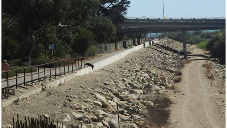 The race for two open seats on the Santa Barbara Unified School Board is heating up. Engineers say an aging levee in Ventura could put thousands of homes at risk.