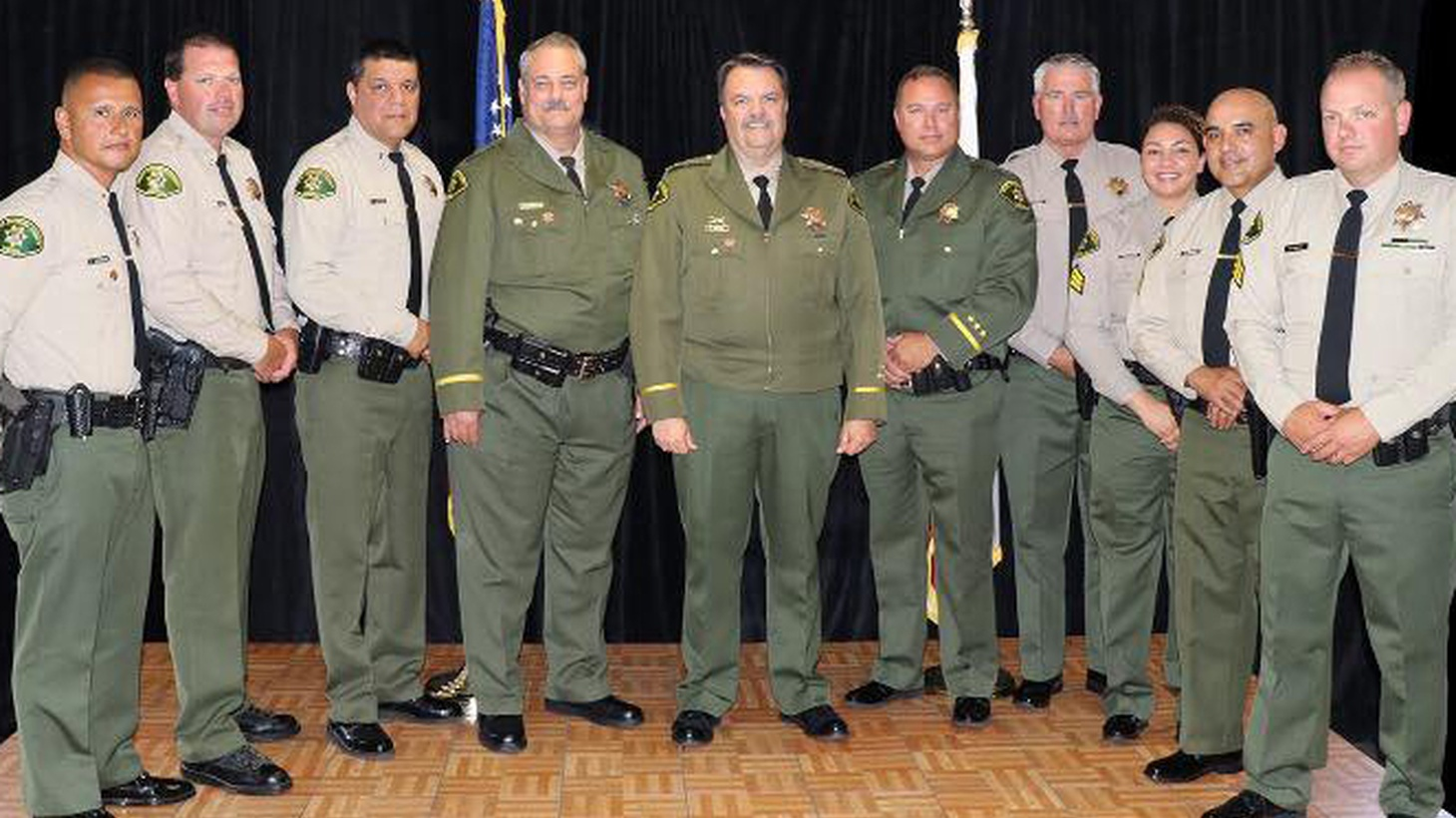Santa Barbara County Sheriff Bill Brown is up for re-election, and a large group of deputies have decided to support one of Brown's competitors.
