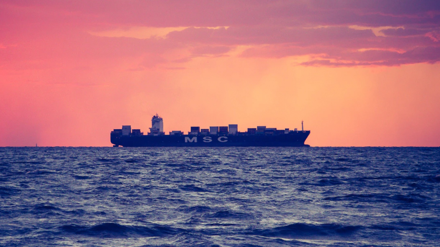 Massive container ships asked to reduce speeds in the Santa Barbara Channel.