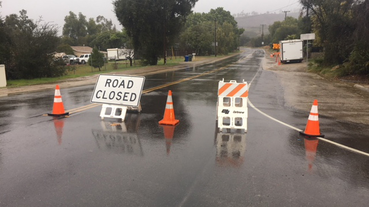Another storm swept through Santa Barbara and Ventura counties Thursday night, and many had to evacuate. We get an update and learn how rain gauges can help prepare us for the next storm.