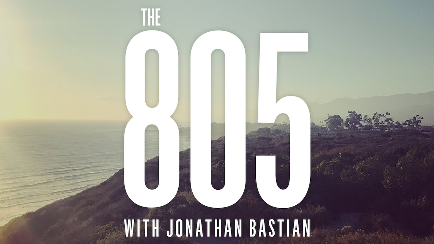 The 805 is a new show from KCRW Santa Barbara. Each week, join KCRW's Jonathan Bastian as he brings you closer to the people and stories shaping California's Central Coast. Take a listen to this sneak peek.
