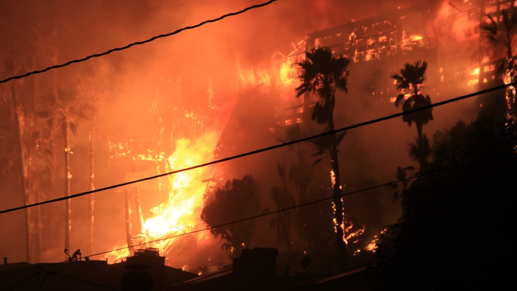 According to an investigative report    released by the Ventura County Fire Department   , power lines operated by SoCal Edison were responsible for igniting the Thomas Fire.