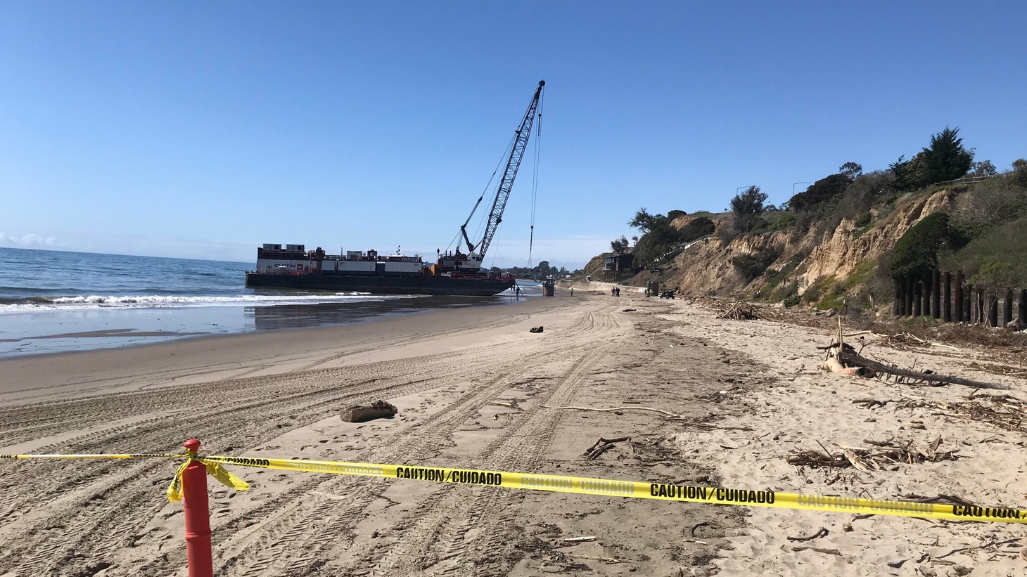 After years of legal and legislative battles, an abandoned, leaking oil well off Summerland Beach has been capped. A new fund is helping undocumented immigrants who can't access federal disaster assistance.