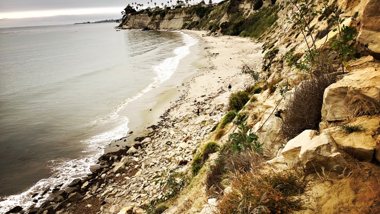More Mesa, the scenic coastal bluff between Hope Ranch and Goleta, hit the market last week for an asking price of $65 million.