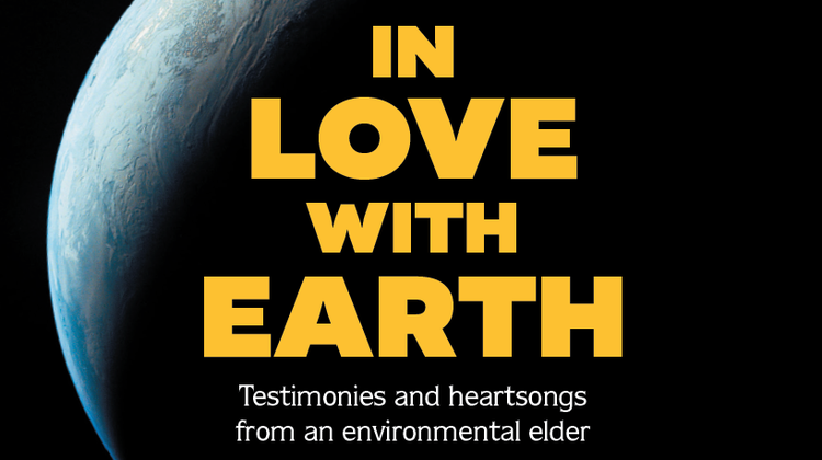 "In the new book ""In Love with Earth"", local author and environmental lawyer,  Marc McGinnes , talks about what emerged from the 1969 Santa Barbara oil spill and its public outrage."