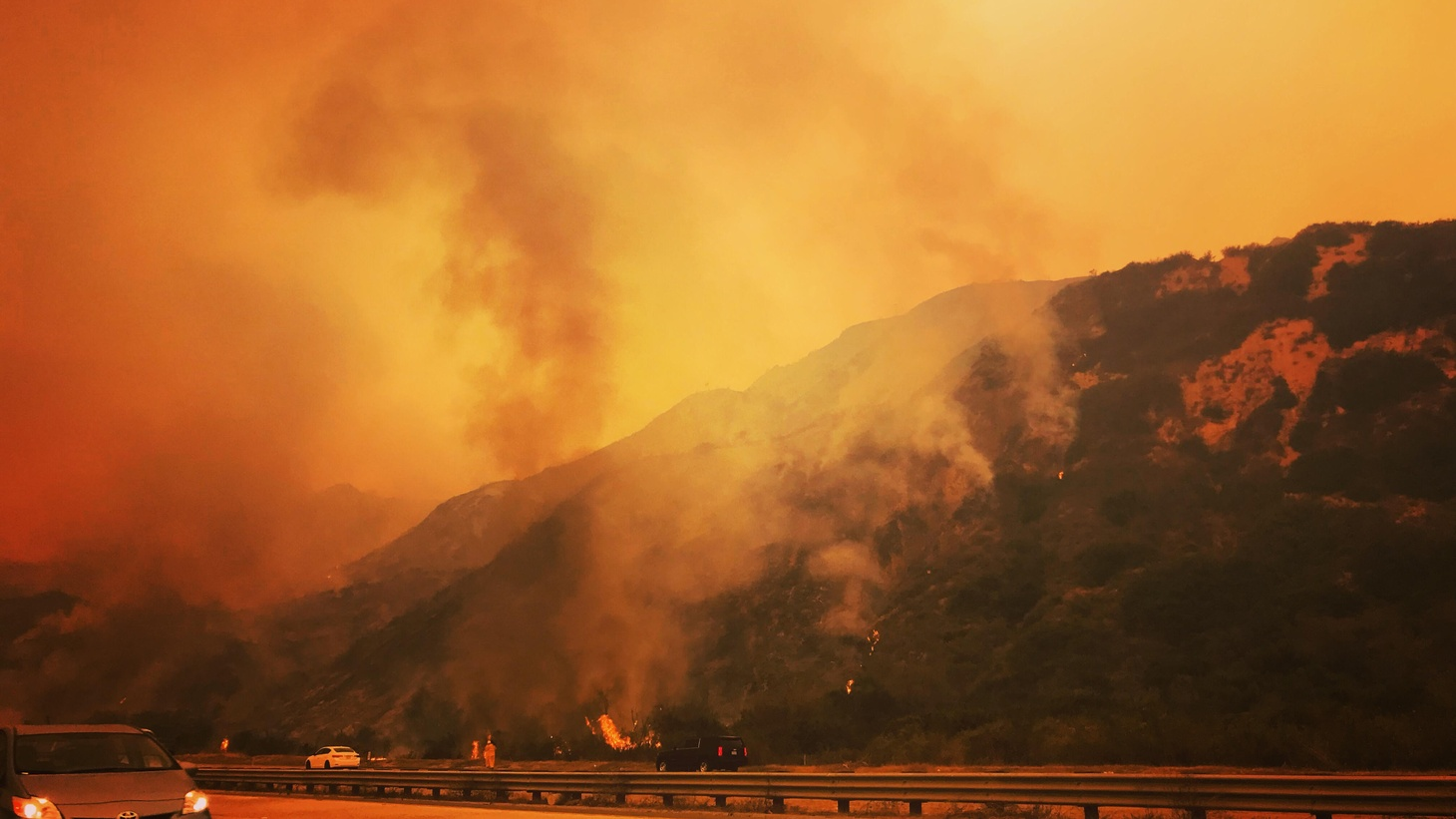 The Thomas Fire has burned more than 132,000 acres in Ventura County, and taken down hundreds of homes and other structures. We take a look at the current dangers, and speak with those beginning to assess the damage.