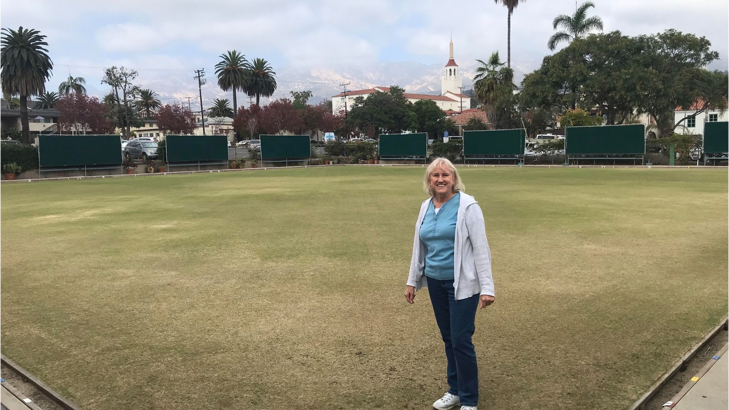 The city of Santa Barbara says it needs a new police station, but building one means displacing either farmers or lawn bowlers.