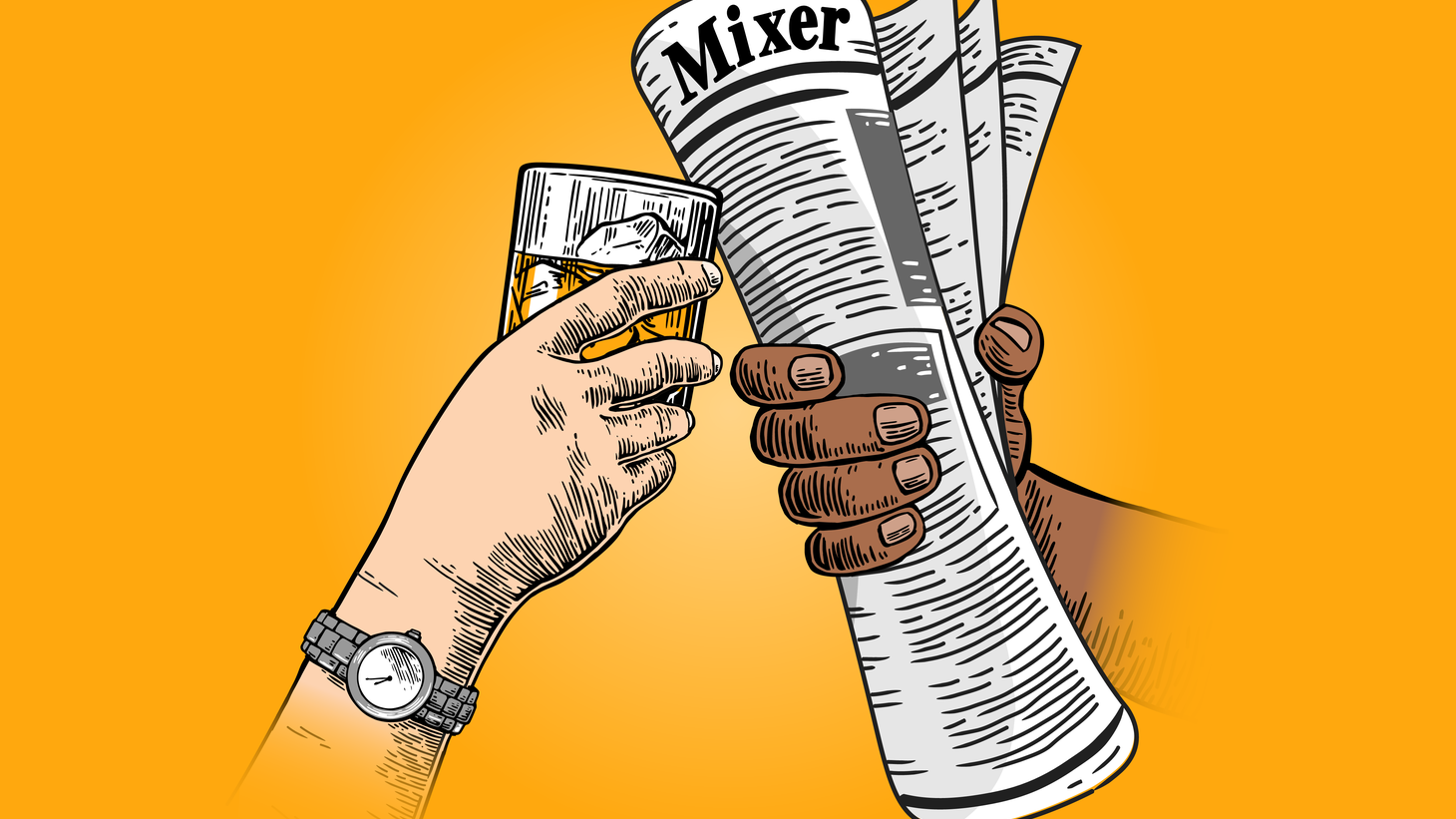 Joel Rubin from the LA Times joins KCRW's Steve Chiotakis for this week's Mixer.
