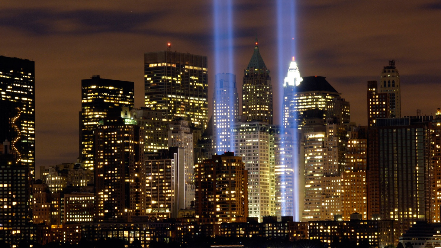 Guest host Todd Purdum discusses the legacy of the September 11 attacks, on the event of its 15th anniversary.