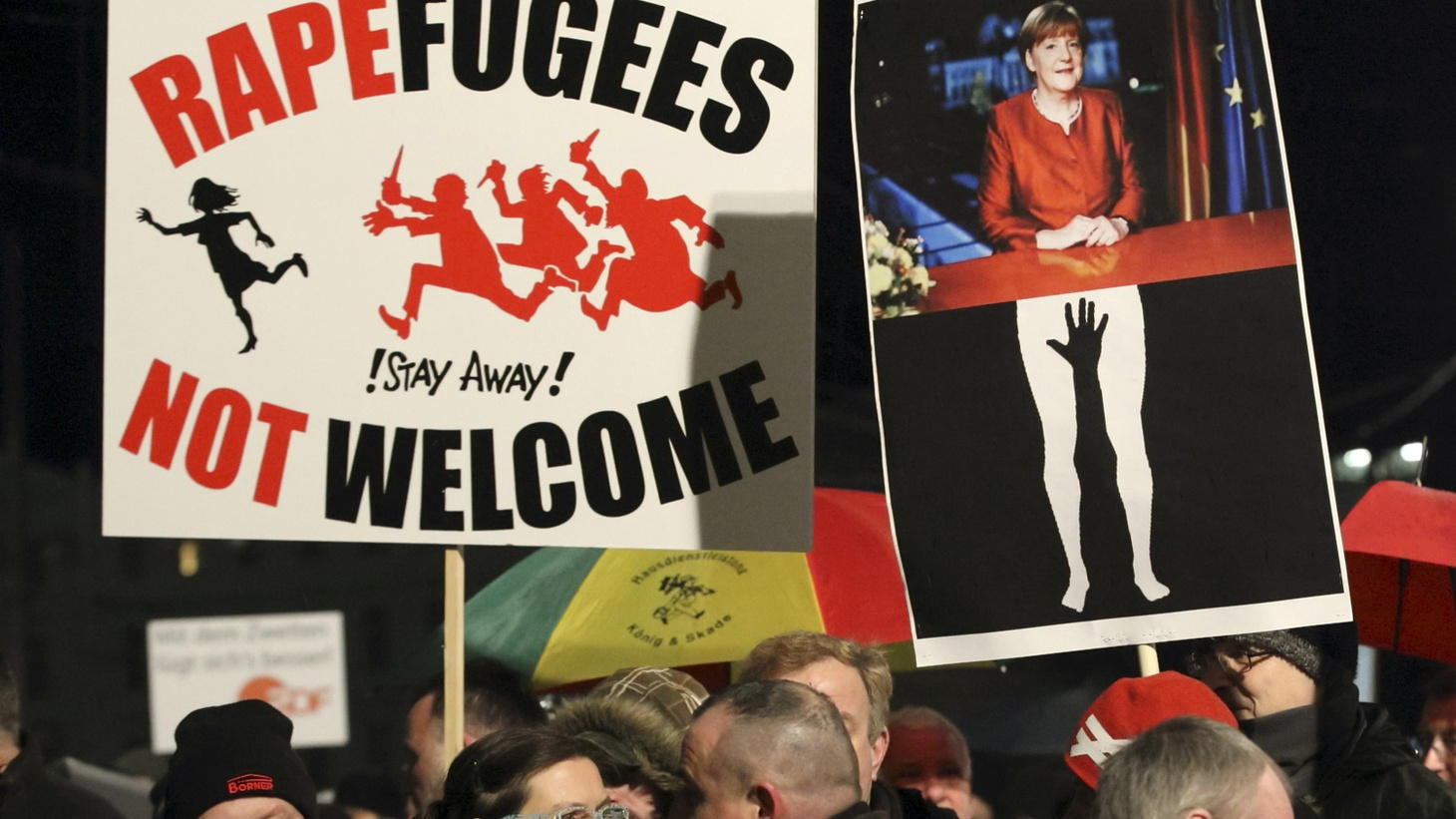 Open borders in Europe are closing again after reports that migrant men from the Middle East and North Africa sexually abused women on the streets of Cologne and other cities. We look at the consequences for innocent refugees and European unity.