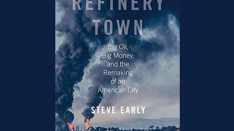 """In his introduction to a new book  Refinery Town , Senator Bernie Sanders says, """"We need more cities like Richmond, California."""""""