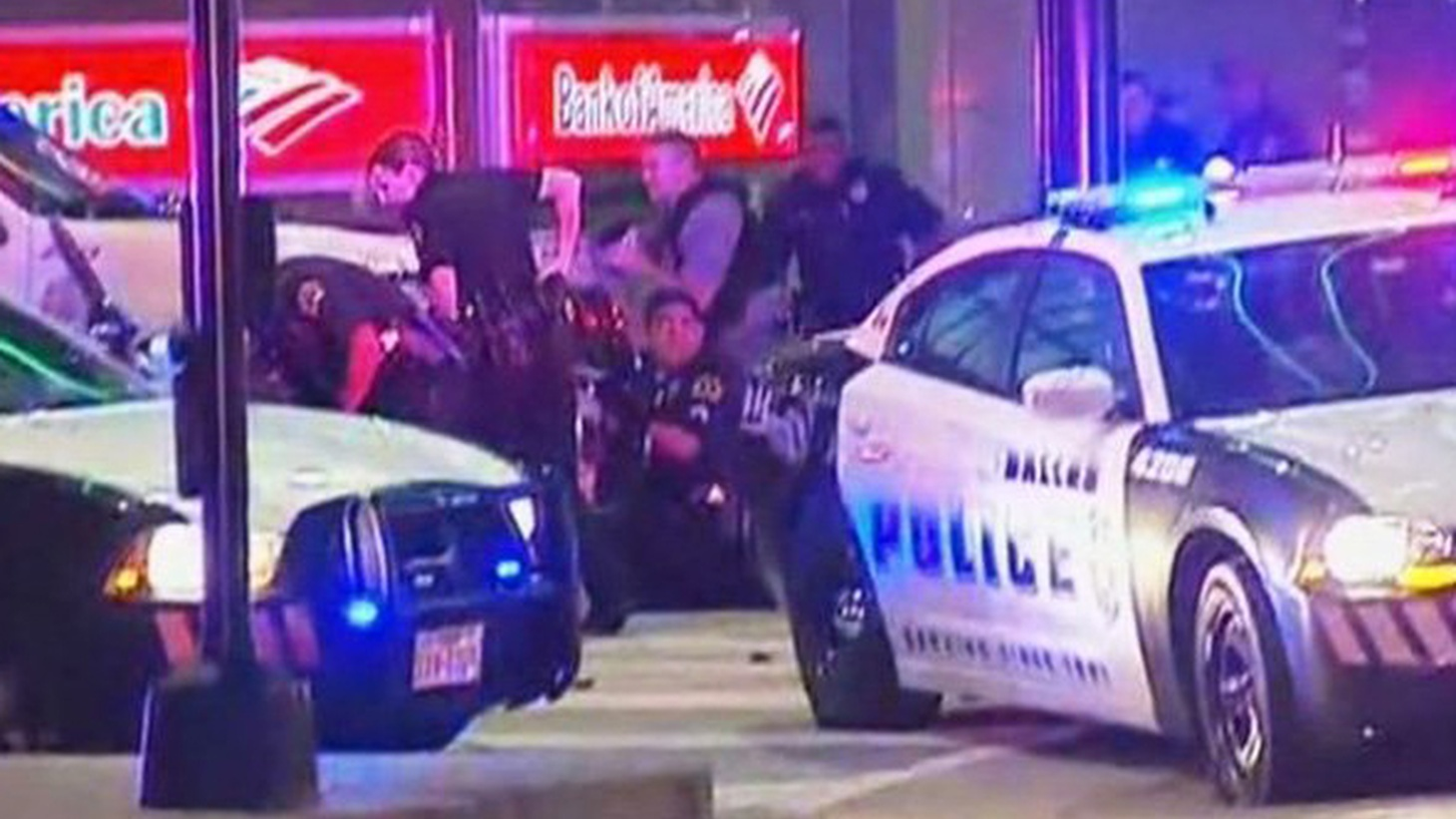 A sniper attack in Dallas left five officers dead and seven wounded after a peaceful protest against police shootings became a nightmare. To a nation already stunned by live video of the aftermath of a fatal police shooting of a motorist in Minnesota, the Texas massacre was one more stunning blow.