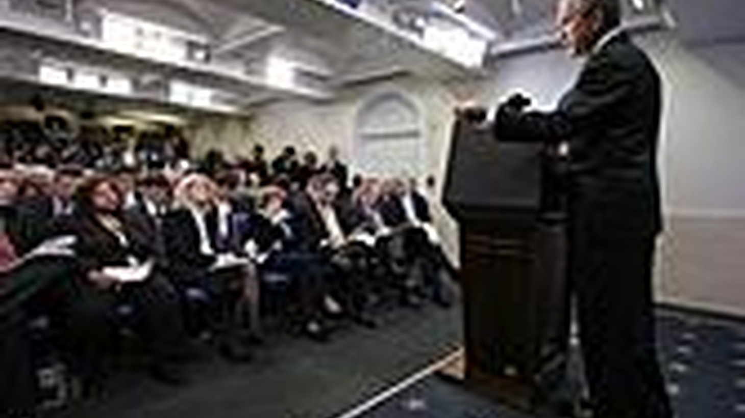 The CIA says Iran is not trying to build nuclear weapons any more, but President Bush says it's still a real threat to the rest of the world. We look at how the latest National Intelligence Estimate looks to America's friends and potential enemies. Also, with the first voting less than a month away, five Republican candidates have a shot at primary victories.  Today, at its special air time of 1pm.