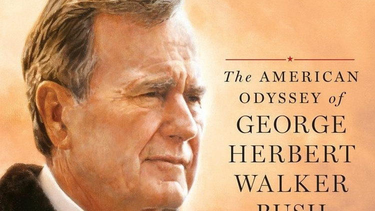 Nine years of personal interviews with America's 41st President have produced 900-pages of sometimes intimate revelations about George H. W. Bush.