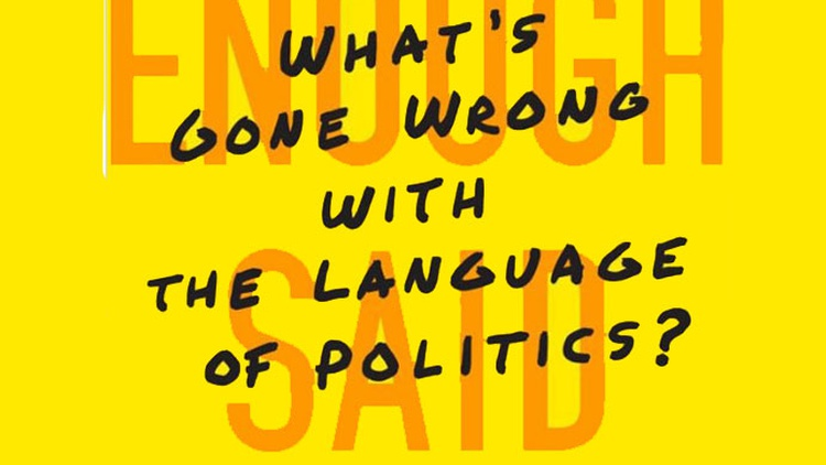 On the eve of this year's first  debate  between Hillary Clinton and Donald Trump, what's the state of our political language in 2016? We talk with a man who should know.