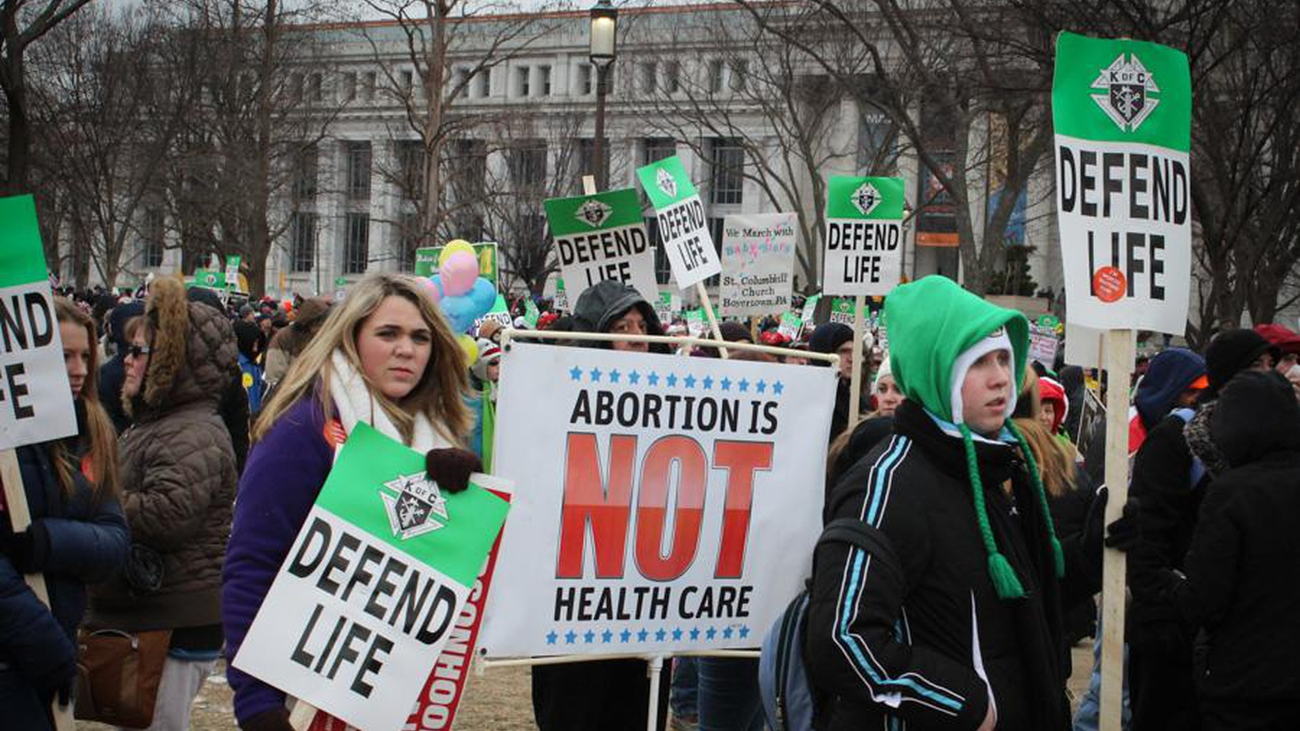 Republicans aren't backing away from opposing abortion. How's it likely to play in this year's midterm campaigns for the Senate and Congress.