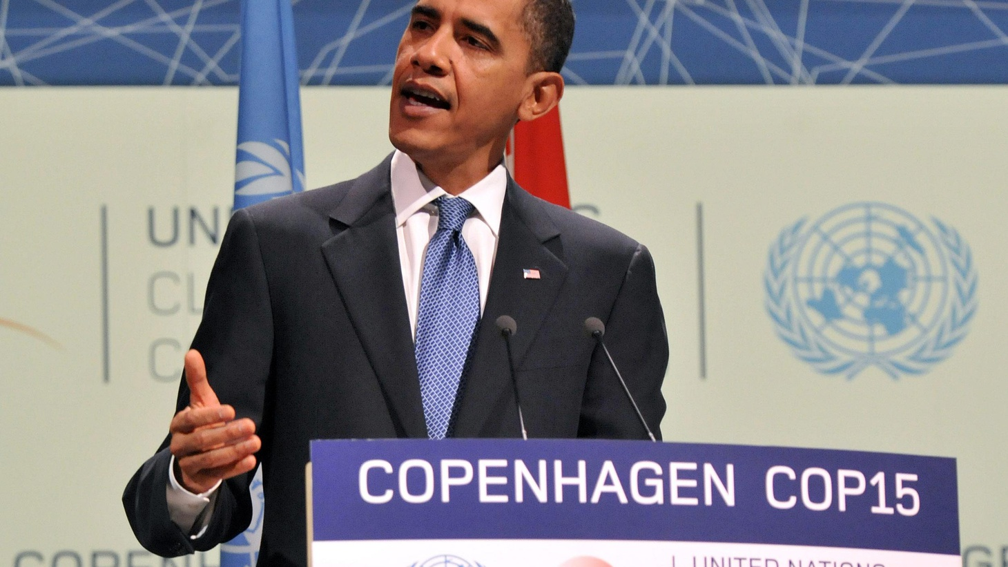 After some tough talk from President Obama, frenzied negotiations are under way to save the climate change talks from total failure. We get a progress report from Copenhagen and hear what might happen next. Also, climate change and the prospect of mass migration.