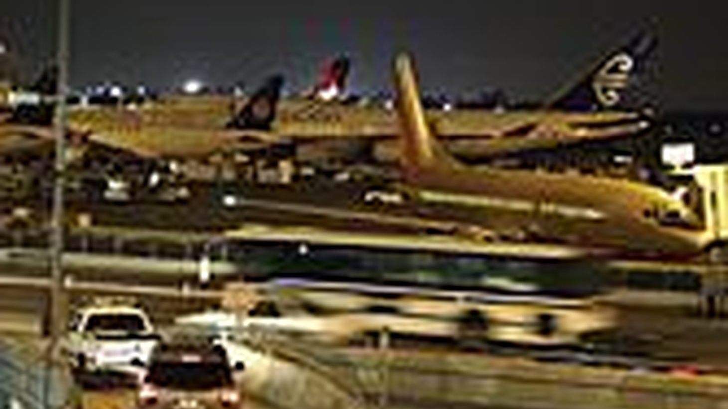 Flights are delayed, baggage lost, and the investigating arm of Congress warns about an impending runway collision. We hear multiple views of air travel at the end of 2007. Also, the dwindling number of Christians in the land where Christianity began, and protecting the world's food seeds for a rainy day.